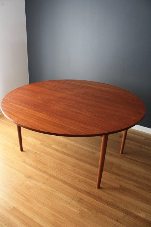 Danish Modern Teak Dining Table by Svend A Madsen at 1stdibs : 947313488714506 from www.1stdibs.com size 512 x 768 jpeg 48kB