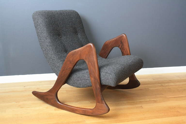 This Mid-Century Modern Rocking Chair is no longer available.