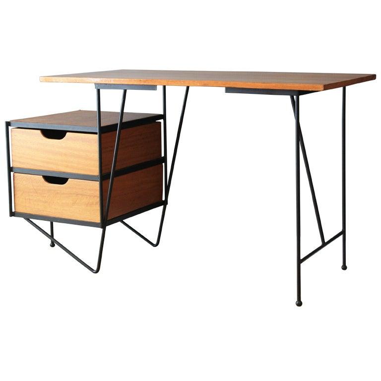 Mid century modern vista of california desk at 1stdibs