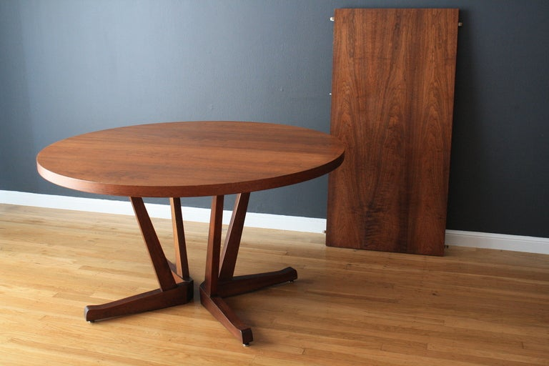 mid century modern dining table and chairs by chet beardsley image 3