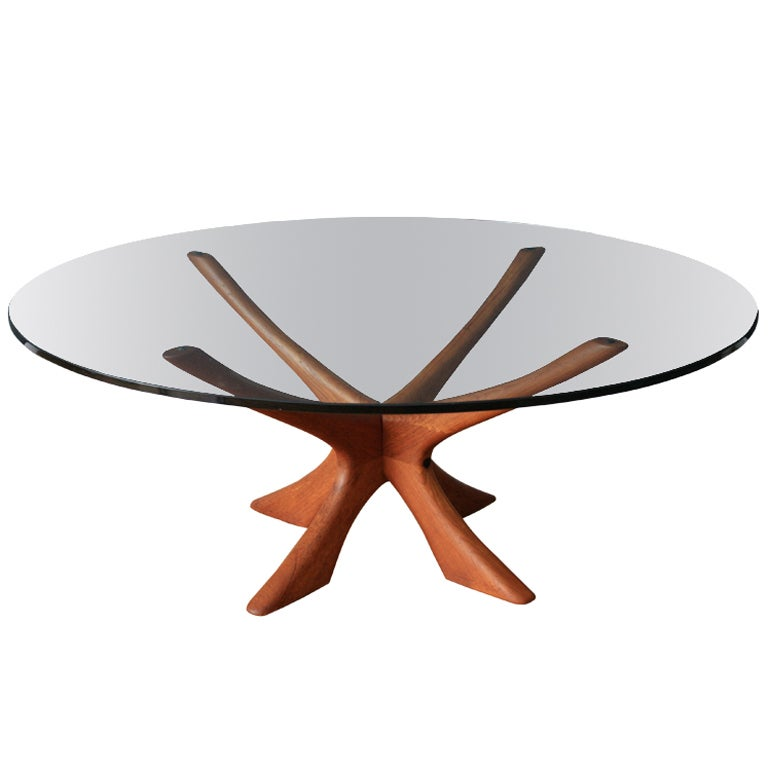 Danish Modern Coffee Table Illum Wikkelso At 1stdibs