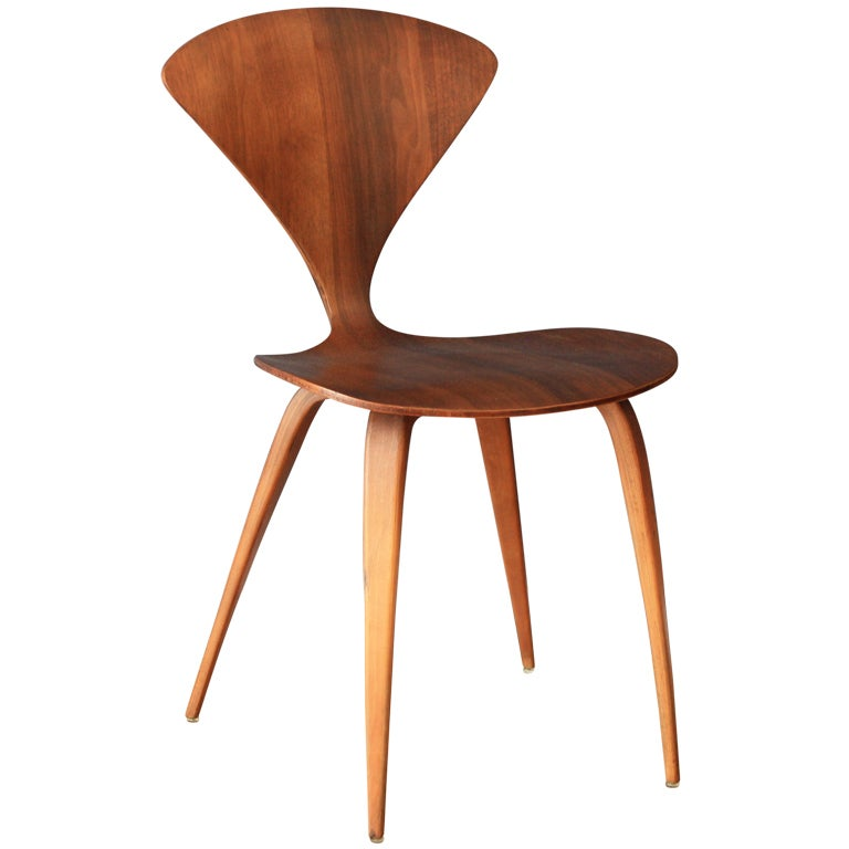 mid century modern cherner side chair. Black Bedroom Furniture Sets. Home Design Ideas