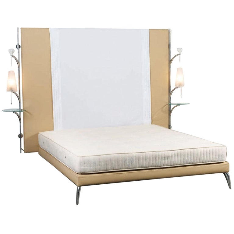 philippe starck royalton bed for driade