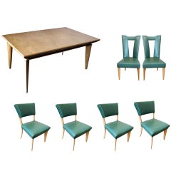 Paul Laszlo Dining Set for Brown Saltman