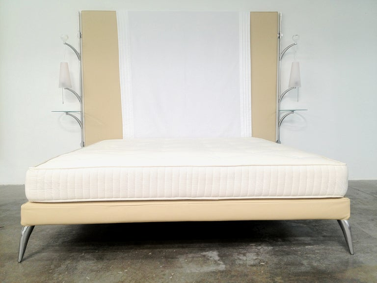 Philippe Starck Royalton Bed For Driade At 1stdibs