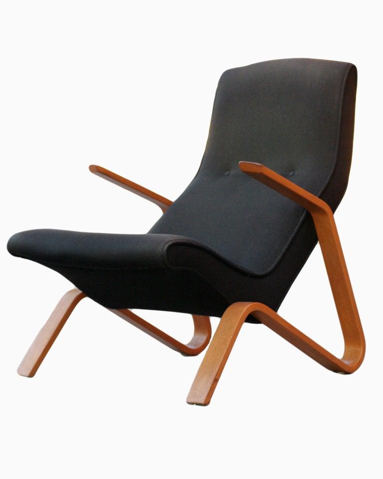 "Classic Eero Saarinen ""Grasshopper"" Lounge Chair for Knoll ..."