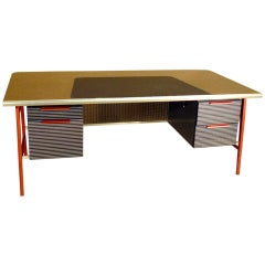 Gordon Bunshaft Executive Desk by GF Studios
