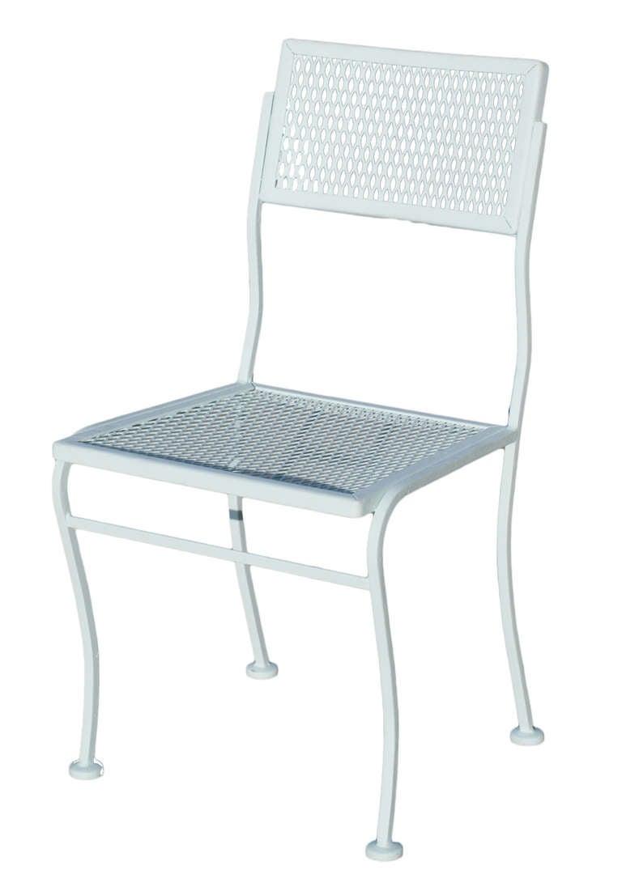 Mid Century Modern Russell Woodard Steel Outdoor Patio Furniture at 1stdibs