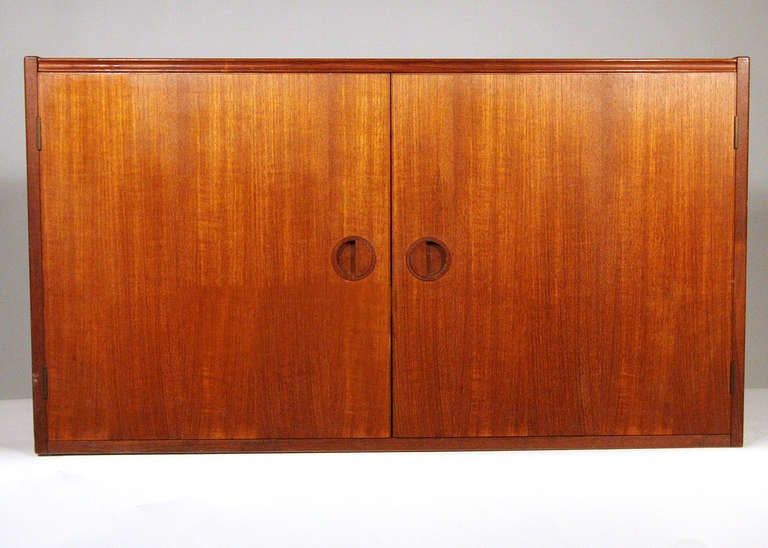 H.G. Furniture Danish Teak Floating Wall Unit ** Saturday Sale ** 2