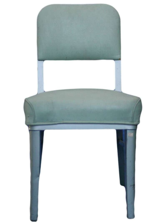 Gentil Mid Century Modern Set Of 4 Steelcase Industrial Tanker Chairs **Saturday  Sale*