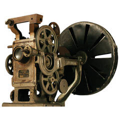 Edwardian Movie Projector, circa 1906 **Saturday Sale**