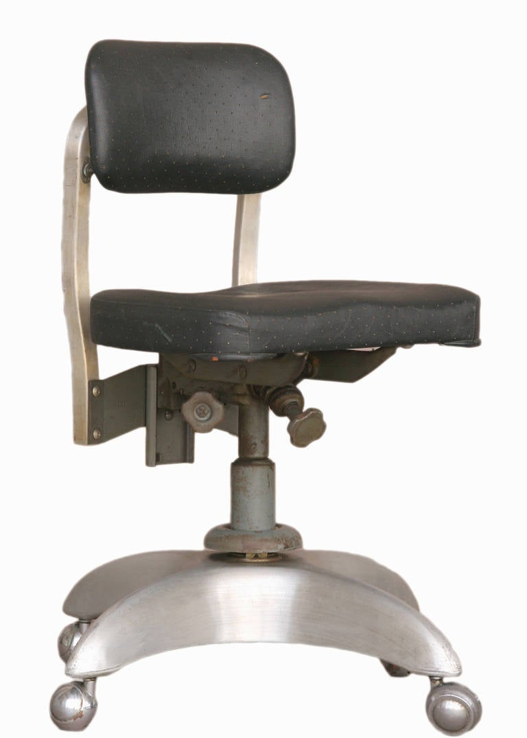 Industrial Tanker Office Chair by Good Form Saturday Sale For