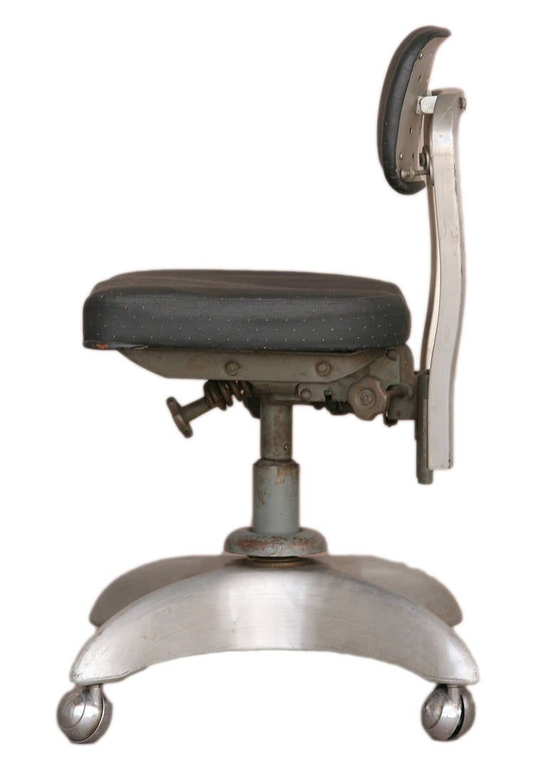Industrial Tanker fice Chair by Good Form Saturday