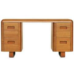Plymodern Desk/ Vanity by Paul Goldman