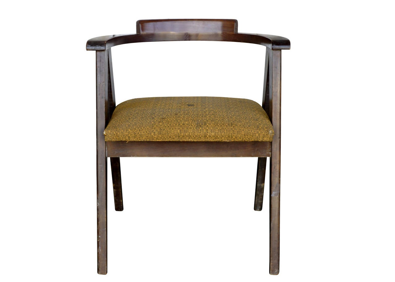 james mont style asian inspired dining chairs for sale at