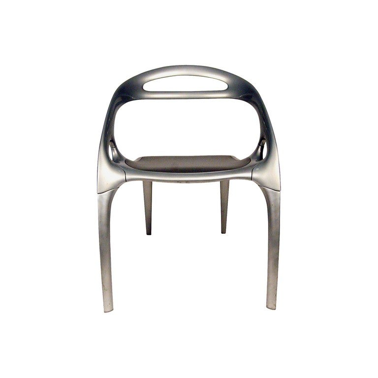 ross lovegrove s go chair stacking for bernhardt set of four for