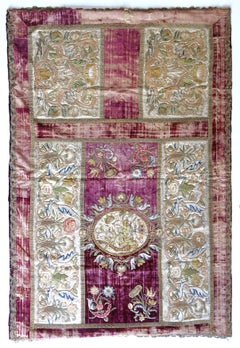 Baroque Italian Wall Hanging or Banner