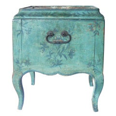 Italian Painted Wood Jardiniere