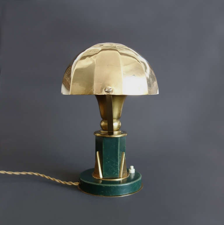 Small Table Lamp in the Manner of Paul Dupre-Lafon 2