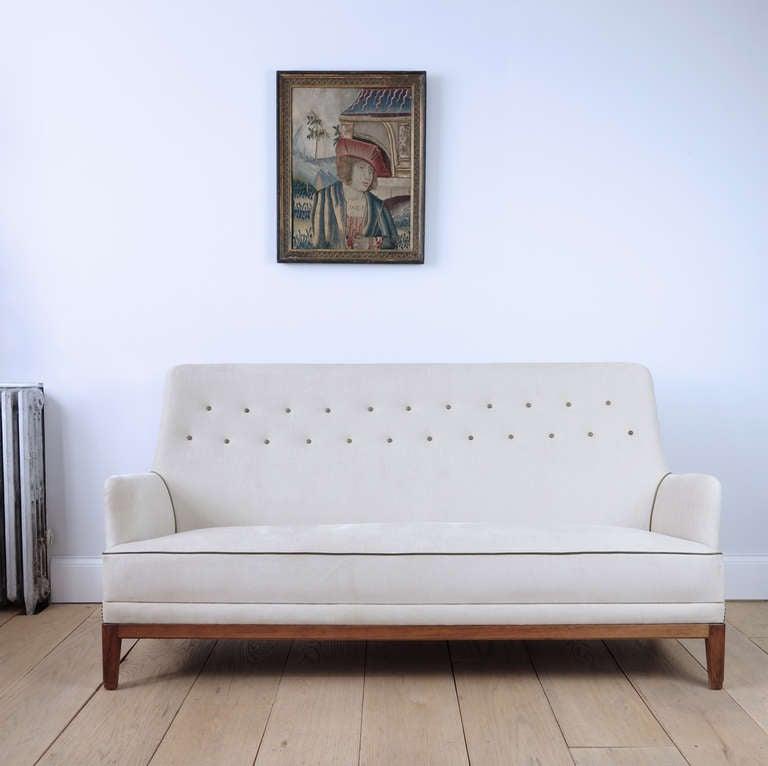 swedish moderne sofa at 1stdibs. Black Bedroom Furniture Sets. Home Design Ideas