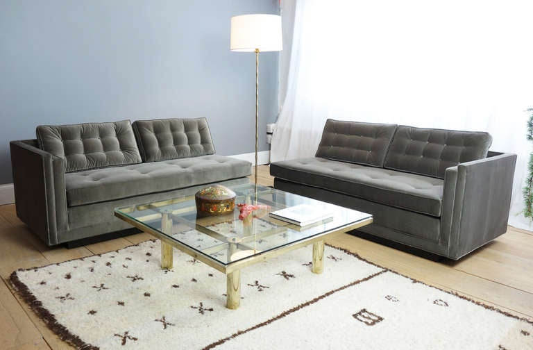 Sectional Sofa By Paul Mccobb For Directional At 1stdibs