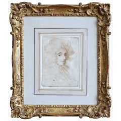 Joshua Reynolds Portrait of a Woman