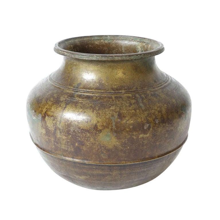 Indian Bronze Vessel For Sale At 1stdibs