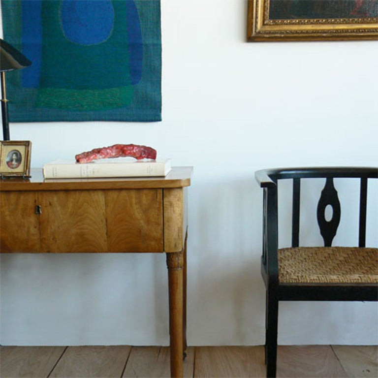 Wood A Pair of Wilhelm Schmidt Chairs For Sale
