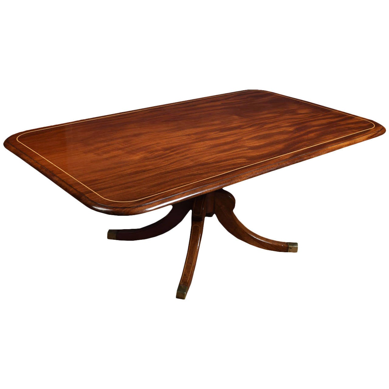 Georgian Mahogany Coffee Table At 1stdibs