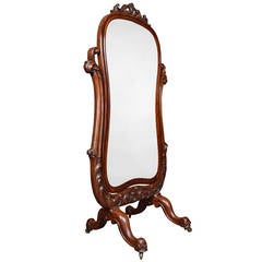 Antique And Vintage Floor Mirrors And Full Length Mirrors