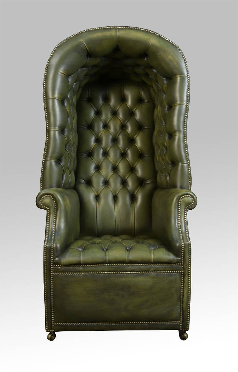 Regency Style Hall Porter S Chair At 1stdibs