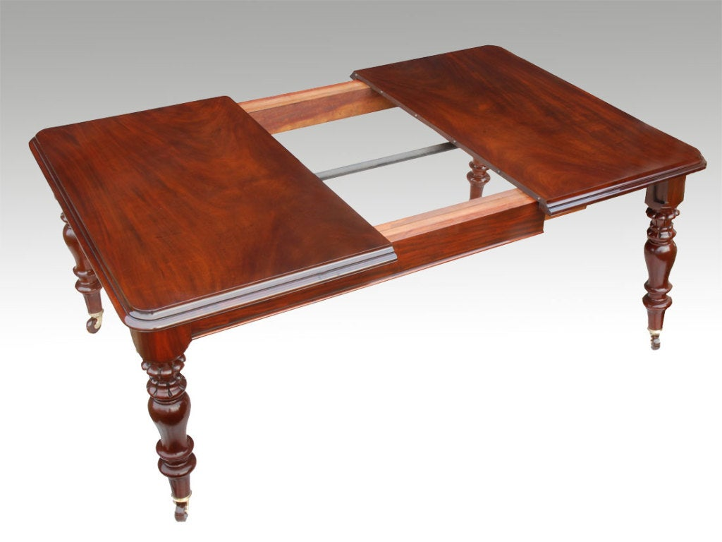 victorian mahogany dining table at 1stdibs