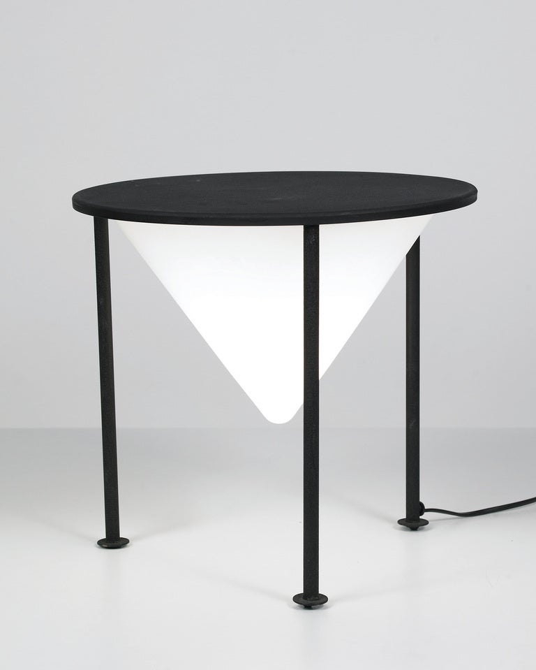 tamish lamp by philippe starck 1984 at 1stdibs. Black Bedroom Furniture Sets. Home Design Ideas