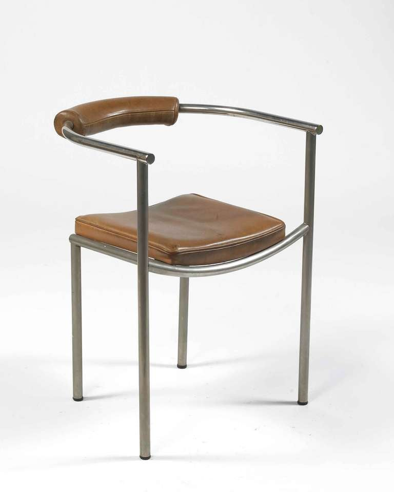 Pair Of Starck Chairs At 1stdibs