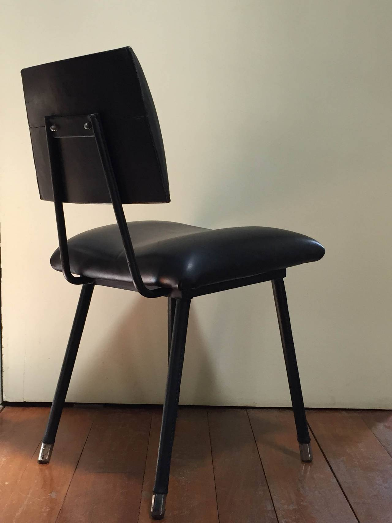 Single Chair by Jacques Quinet 2