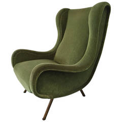Singe Senior Armchair by Marco Zanuso
