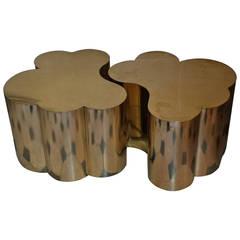 Twin Tables by Edouard De La Marque