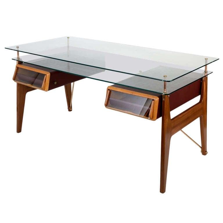 Amazing Desk By Silvio Berrone For V I S At 1stdibs