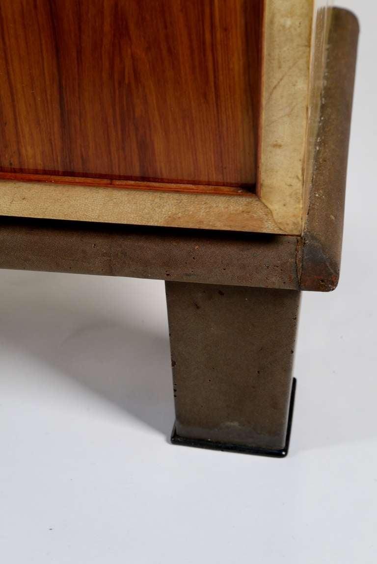 Extraordinary 1930 cabinet designed by Gio Ponti for Paolo Lietti & Figli 3