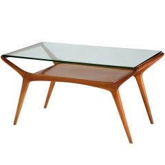 '50s coffee table