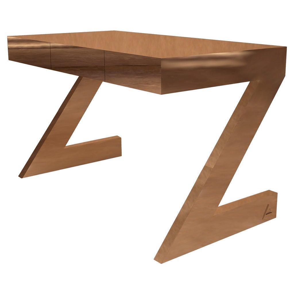 Gabriella Crespi Z Desk For Sale At 1stdibs