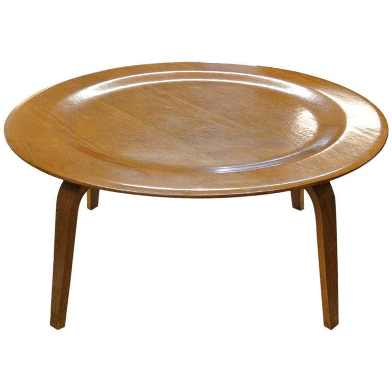 Charles And Ray Eames For Herman Miller Ctw Coffee Table
