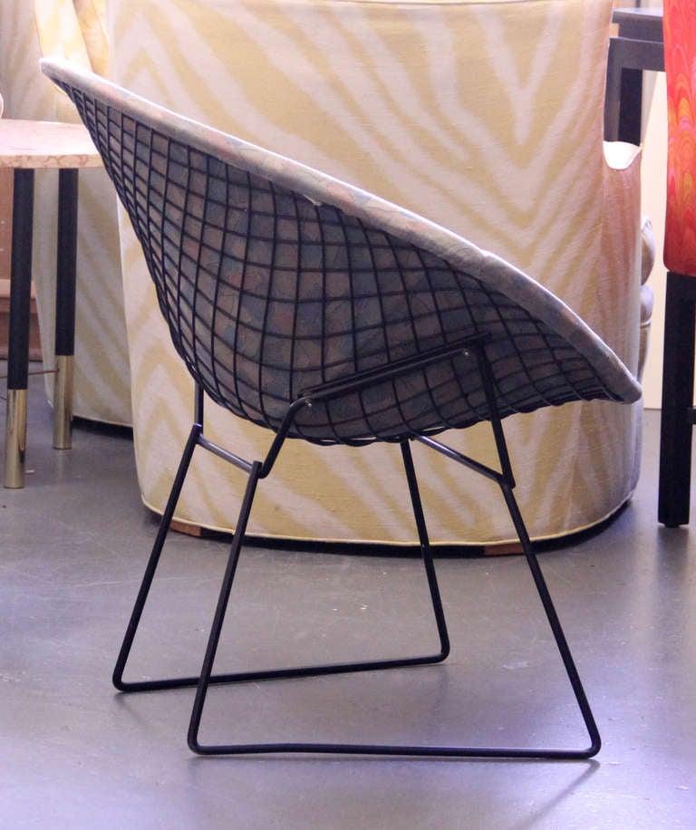 vintage 1950 39 s harry bertoia for knoll diamond lounge chair at 1stdibs. Black Bedroom Furniture Sets. Home Design Ideas