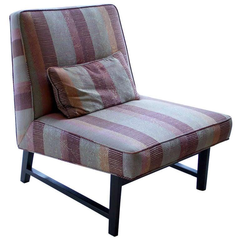 Edward Wormley for Dunbar Slipper chair at