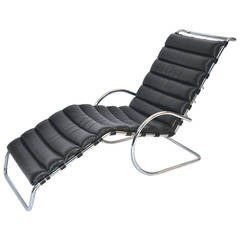 Ludwig mies van der rohe furniture at 1stdibs - Mies van der rohe chaise ...
