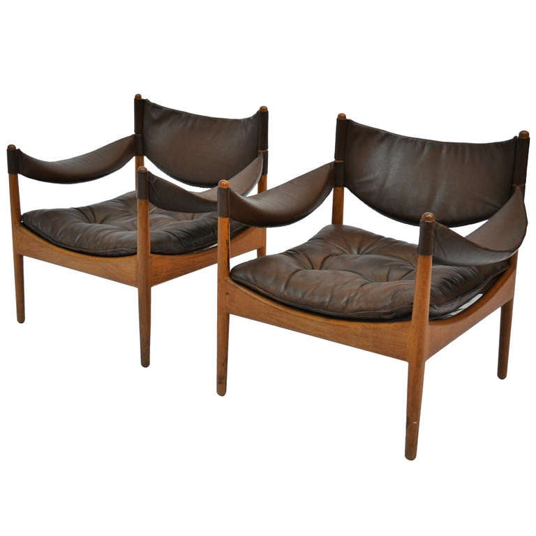 Pair of armchairs Modus Christian Vedel Soren Willadsen at  : 1031838l from www.1stdibs.com size 768 x 768 jpeg 36kB