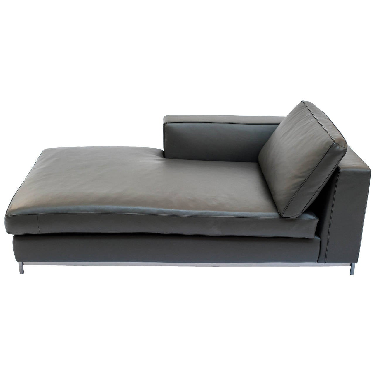 Chaise longue albers by rodolfo dordoni for minotti at 1stdibs - Chaise longue chilienne ...