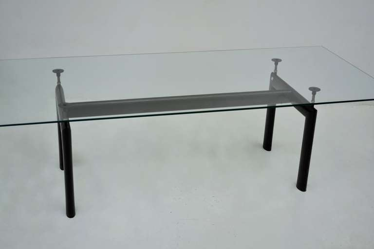 table lc6 designer le corbusier cassina at 1stdibs. Black Bedroom Furniture Sets. Home Design Ideas