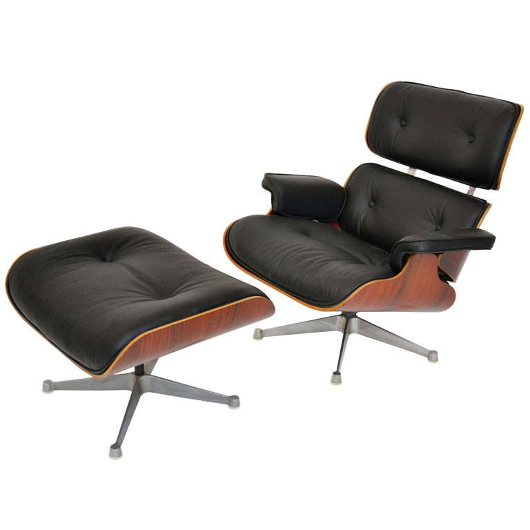 lounge chair charles eames at 1stdibs