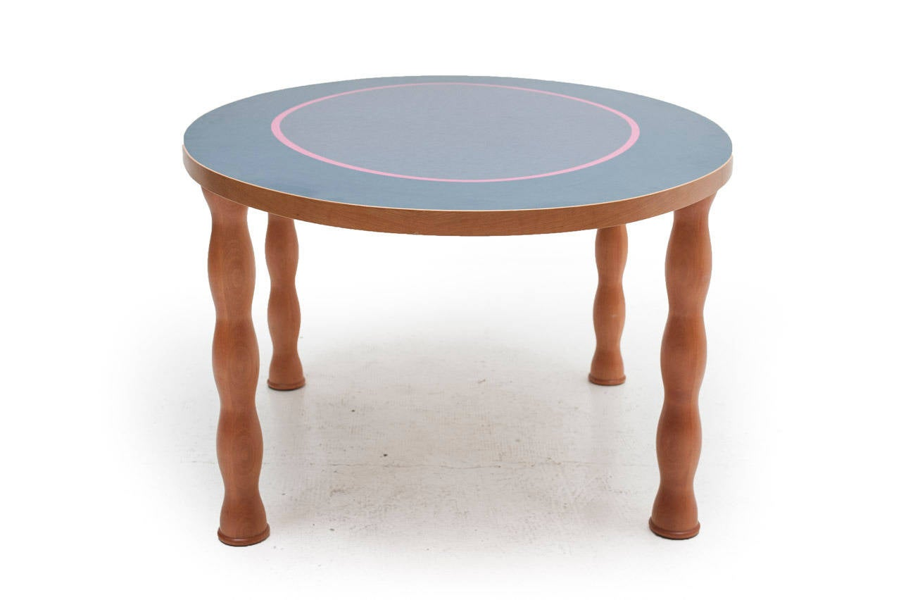 Table by ettore sottsass for zanotta at 1stdibs for Table zanotta